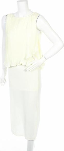 Sukienka Darccy z okrągłym dekoltem