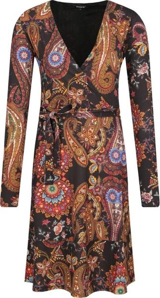 Sukienka Desigual w stylu casual