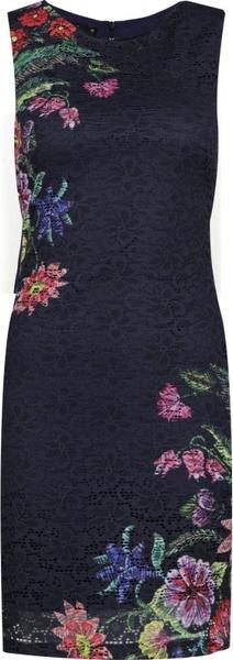 Sukienka Desigual w stylu casual bez rękawów