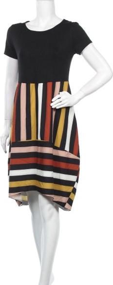Sukienka Dioxide z krótkim rękawem mini