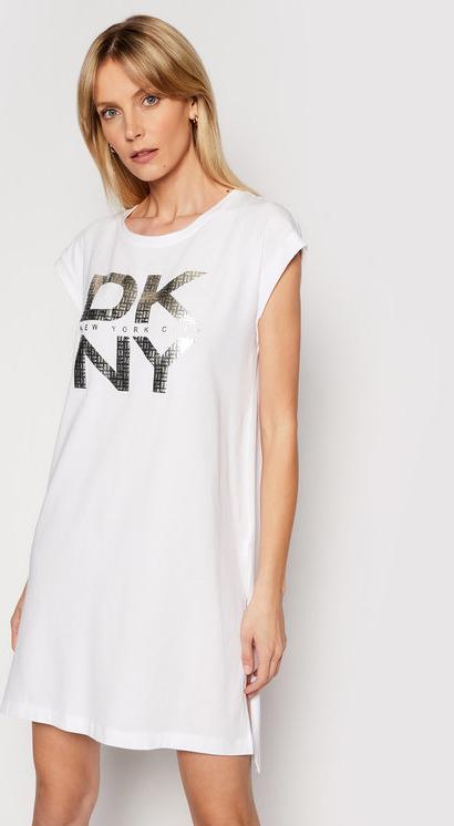 Sukienka DKNY w stylu casual mini