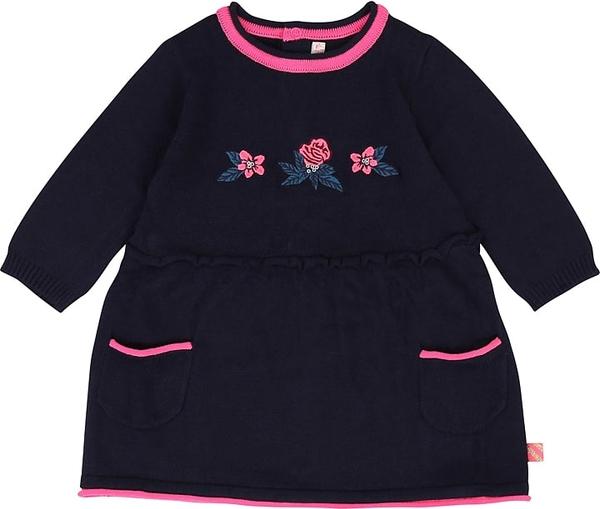 Sukienka dziewczęca Billieblush z bawełny