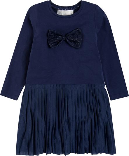 Sukienka dziewczęca Cool Club z bawełny