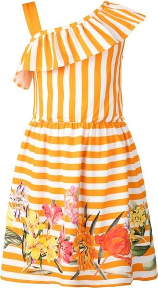 Sukienka dziewczęca Mayoral w paseczki