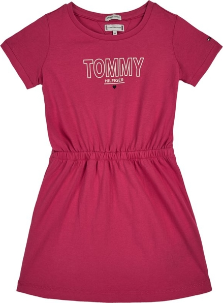 Sukienka dziewczęca Tommy Hilfiger