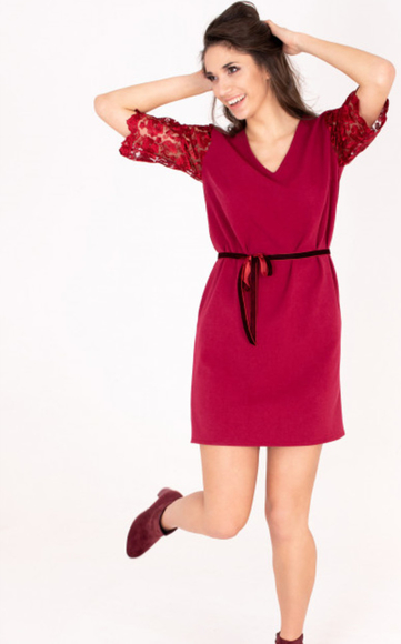 Sukienka ELEONORA PORTERA mini