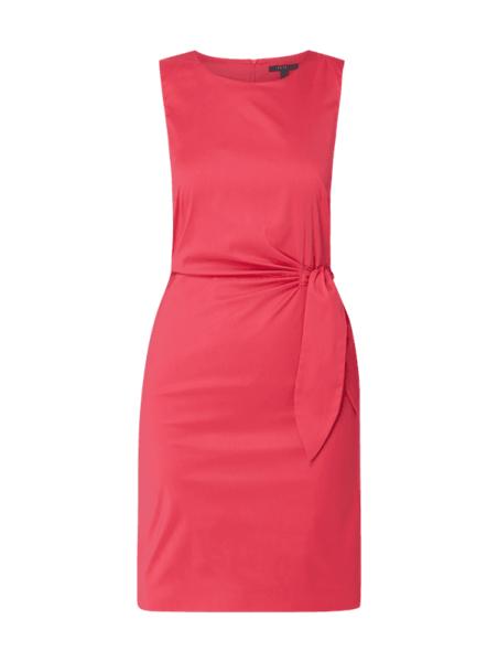 Sukienka Esprit bez rękawów z okrągłym dekoltem