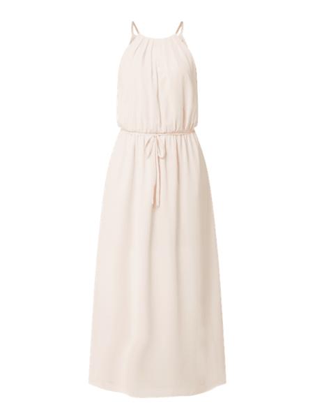 Sukienka Esprit z okrągłym dekoltem bez rękawów