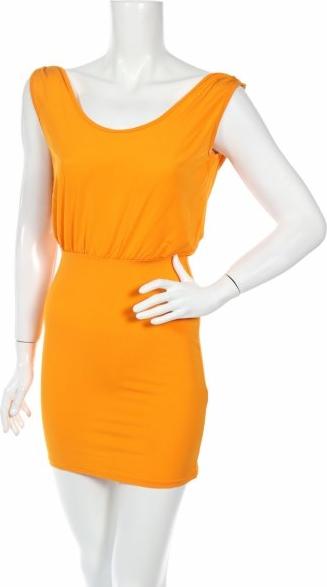 Sukienka Estradeur mini dopasowana na ramiączkach