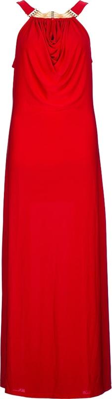 Sukienka Evening Dresses bez rękawów z dekoltem halter maxi