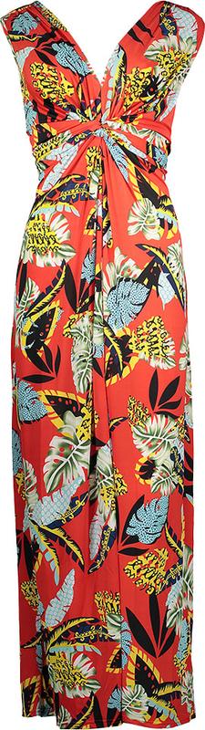 Sukienka Evening Dresses maxi z dekoltem w kształcie litery v