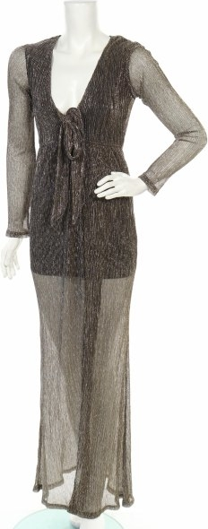 Sukienka Fashion Nova z dekoltem w kształcie litery v