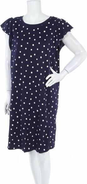 Sukienka Favourites By Kappahi z okrągłym dekoltem prosta