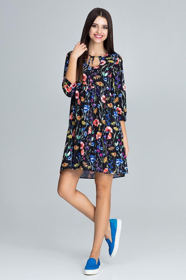 Sukienka Figl mini oversize
