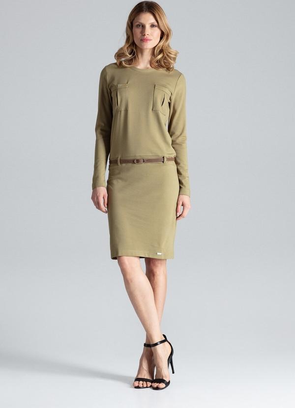 Sukienka Figl mini w stylu casual prosta