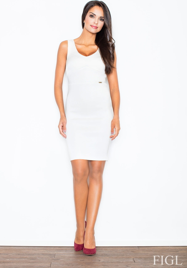 Sukienka Figl mini z tkaniny