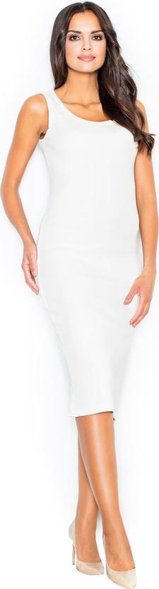 Sukienka Figl na ramiączkach ołówkowa midi