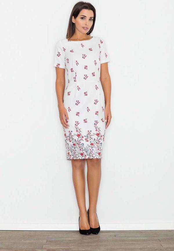 Sukienka Figl ołówkowa