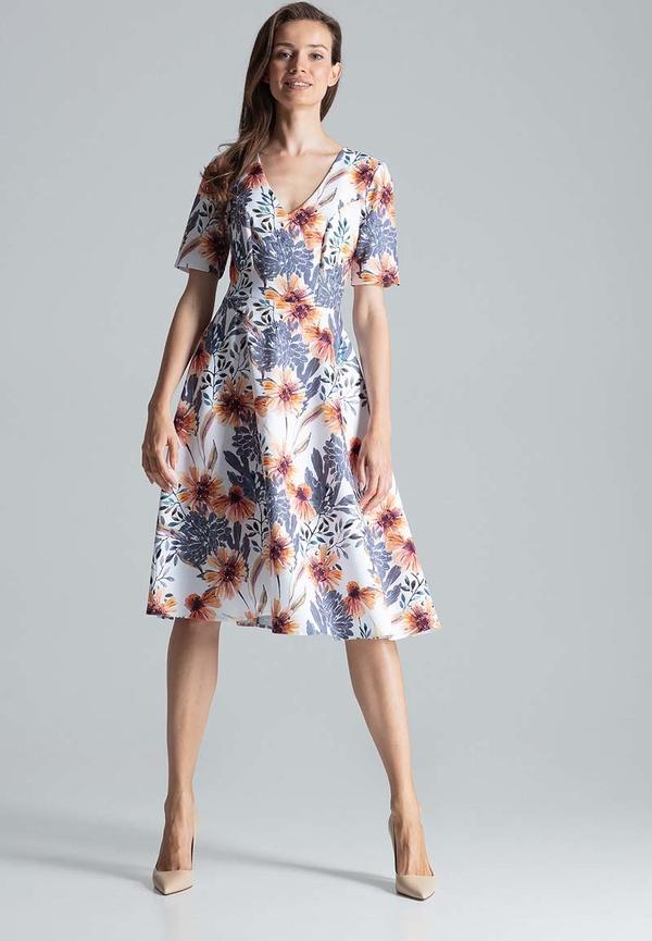 Sukienka Figl rozkloszowana