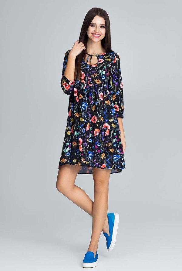 Sukienka Figl rozkloszowana mini