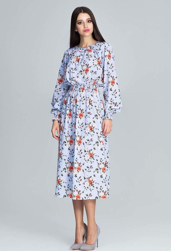 Sukienka Figl z długim rękawem