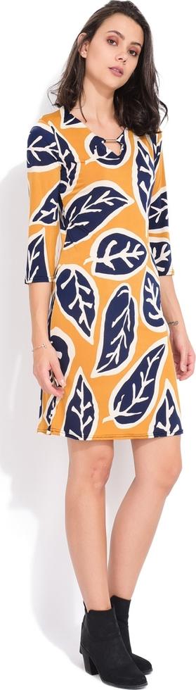 Sukienka Fille Du Couturier z długim rękawem