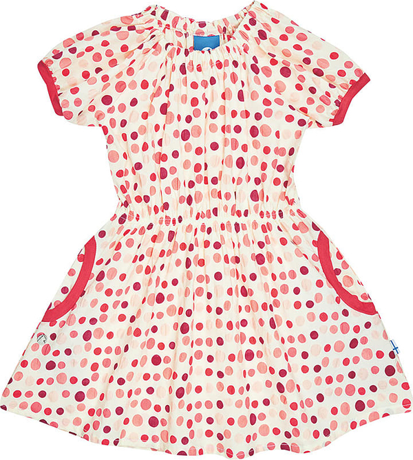 Sukienka Finkid z bawełny