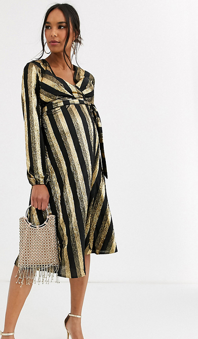 Sukienka Flounce London Maternity