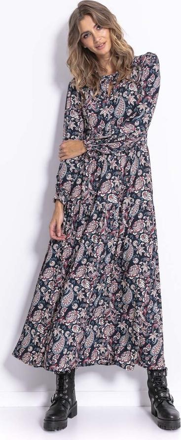 Sukienka Fobya w stylu casual maxi