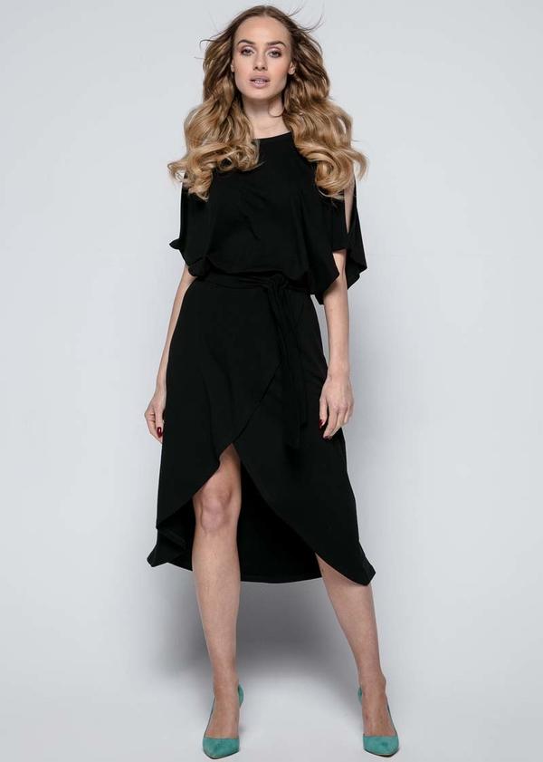 Sukienka Fobya z krótkim rękawem