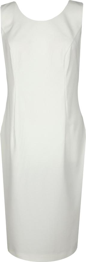 Sukienka Fokus midi bez rękawów
