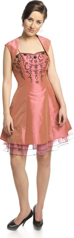 Sukienka Fokus mini w stylu boho