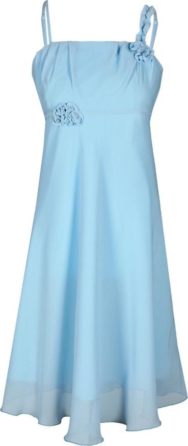 Sukienka Fokus z tkaniny gorsetowa w stylu glamour