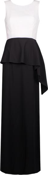 Sukienka Fracomina z tkaniny maxi