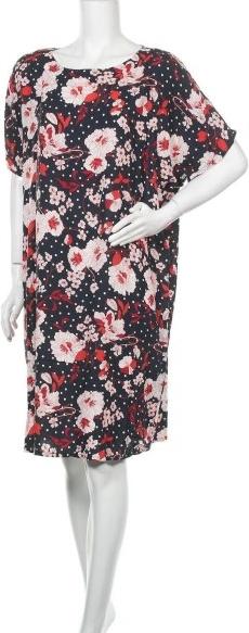 Sukienka Friendtex z długim rękawem