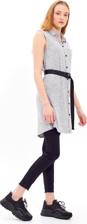 Sukienka Gate koszulowa mini