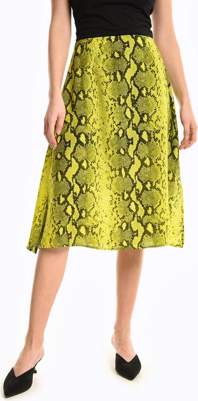 Sukienka Gate midi w stylu casual