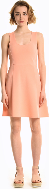 Sukienka Gate mini na ramiączkach