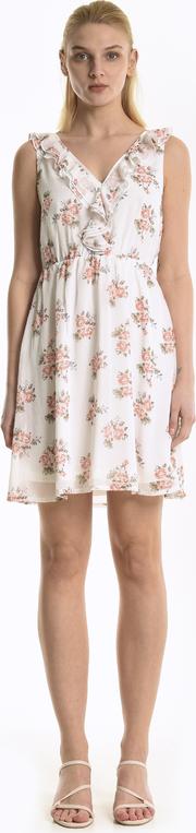 Sukienka Gate mini rozkloszowana bez rękawów