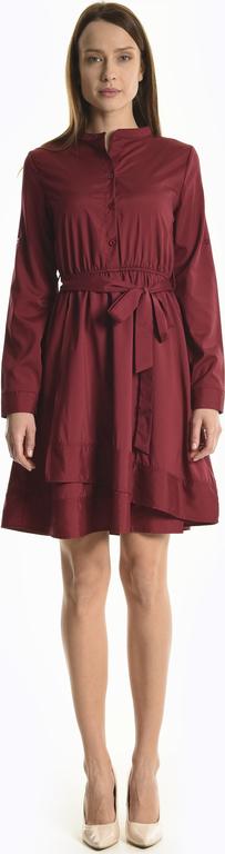 Sukienka Gate mini z długim rękawem