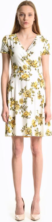 Sukienka Gate w stylu casual z krótkim rękawem