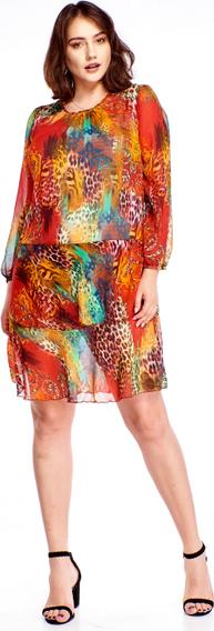 70% ZNIŻKI Sukienka Gratex z długim rękawem w stylu casual Odzież Damskie Sukienki LW UCGFLW-4