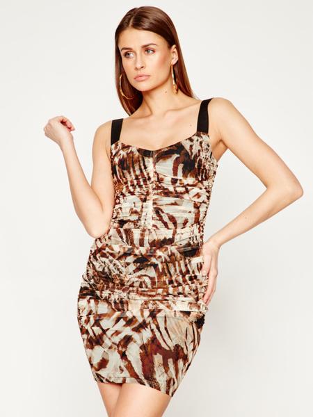 Sukienka Guess by Marciano mini w stylu casual