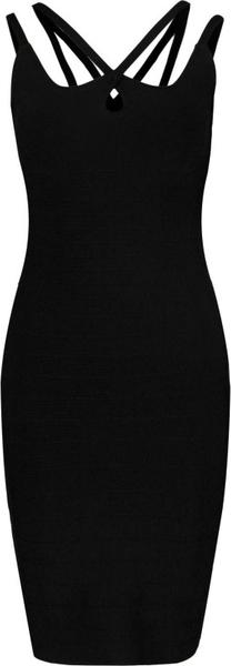 Sukienka Guess by Marciano na ramiączkach z dekoltem w kształcie litery v