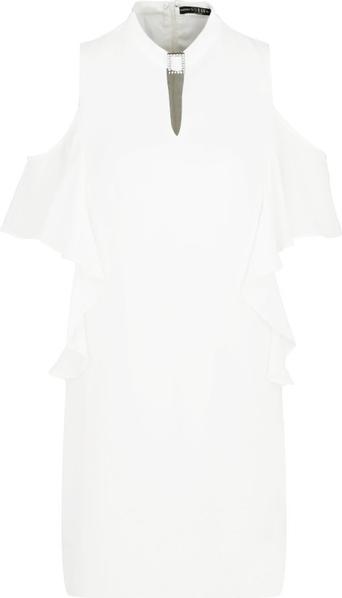 Sukienka Guess z krótkim rękawem w stylu casual