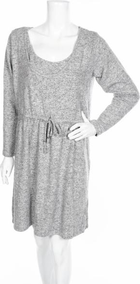 Sukienka H&M z długim rękawem