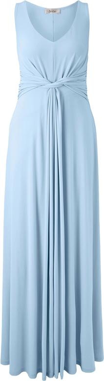 Sukienka Heine maxi z okrągłym dekoltem