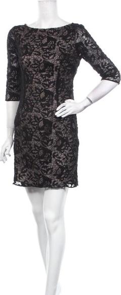 Sukienka Hoss Intropia mini z długim rękawem