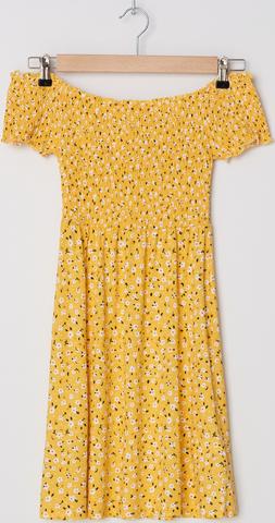 Sukienka House mini z krótkim rękawem w stylu casual
