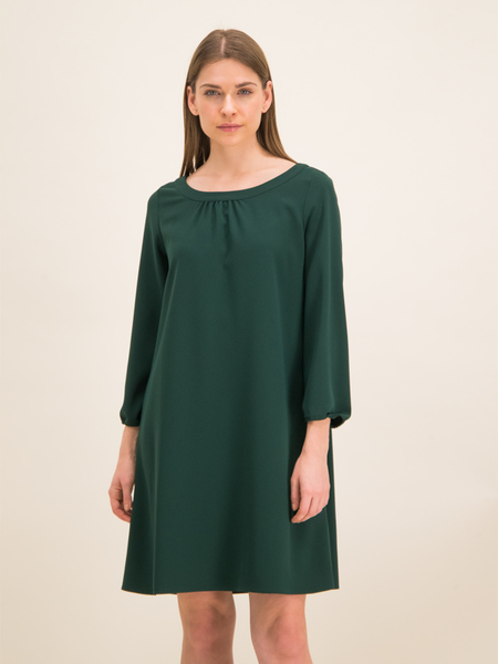 Sukienka iBlues z okrągłym dekoltem